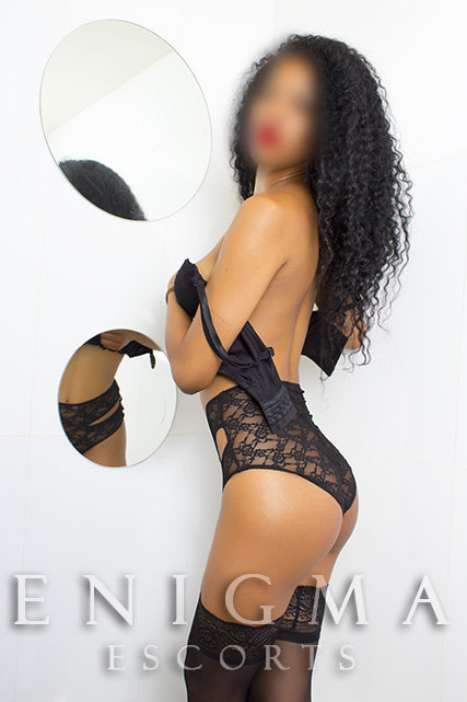 Escort colombiana en Madrid