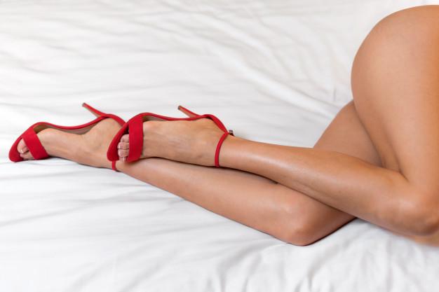 fetichismo de pies
