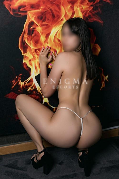 escort sensual Pamela culazo